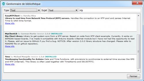 Esp8266 ntp client — The Linux Craftsman